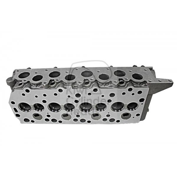 Hyundai 4D56B Recessed Valves Cylinder Head