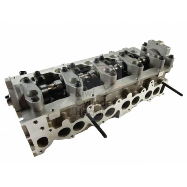 Cylinder Head - Hyundai D4EA / D4EB 8 Port