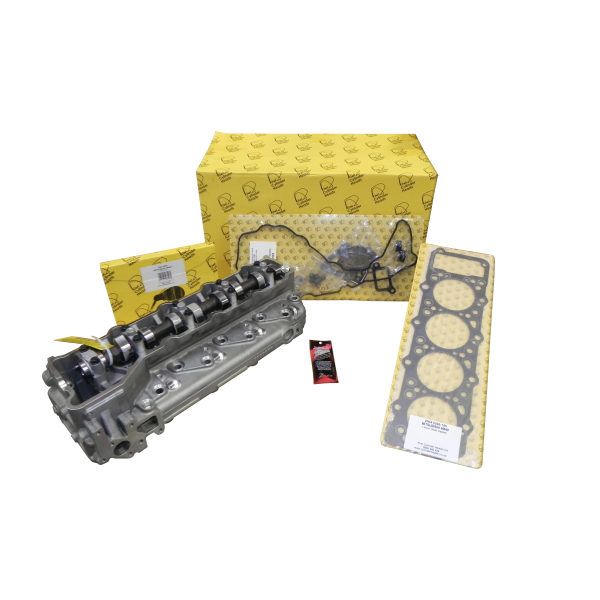 Mitsubishi 4M40T Complete Cylinder Head Kit - Ready to Bolt On