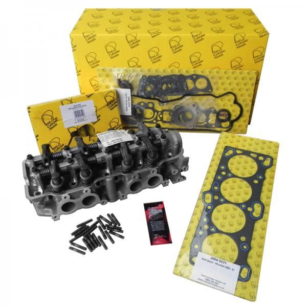 Mitsubishi 4G63 8V Complete Cylinder Head Kit