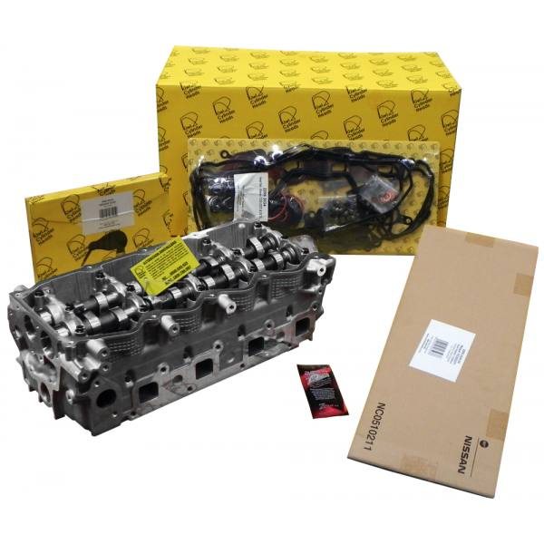 Nissan YD25 Common Rail Engine Complete Cylinder Head Kit