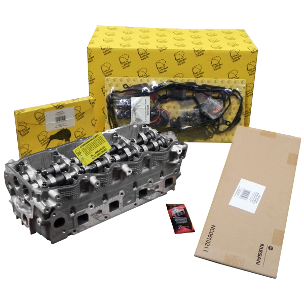 Nissan YD25 Non Common Rail Engine Complete Cylinder Head Kit