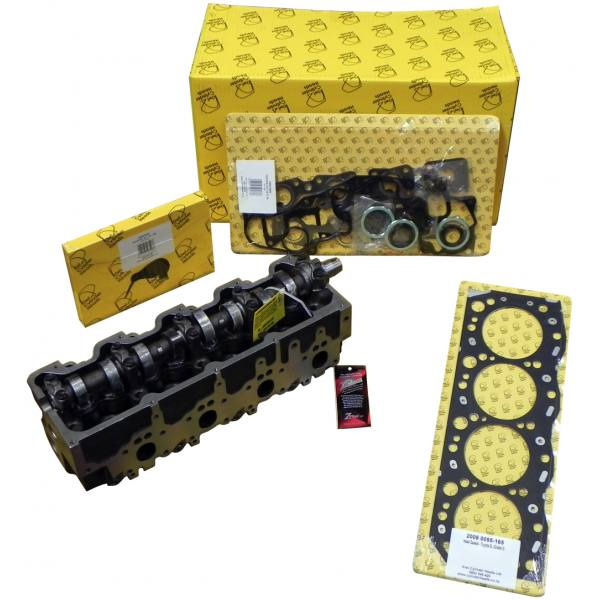 Toyota 2LII / 2LT Complete Cylinder Head Kit