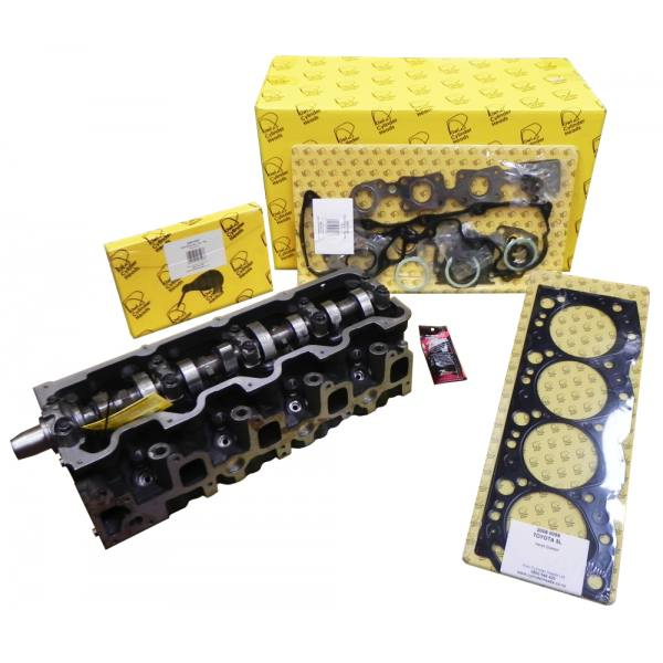 Toyota 5L/5LT Complete Cylinder Head Kit