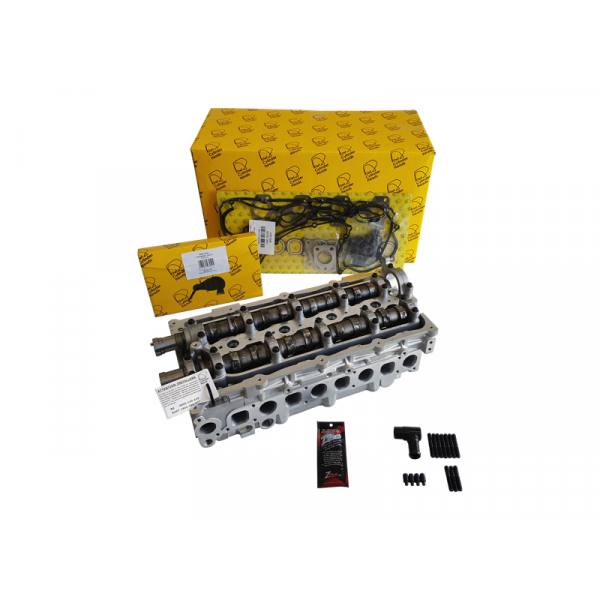 Hyundai/Kia D4CB -D Complete Cylinder Head Kit - Ready to Bolt On