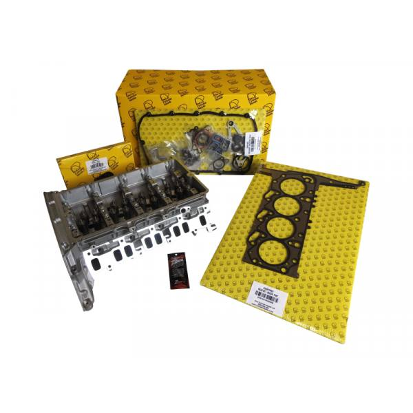 Mazda P4AT 2.2L Complete Cylinder Head Kit - Ready to Bolt On