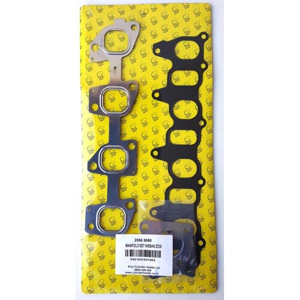 Nissan ZD30 CR Manifold Set