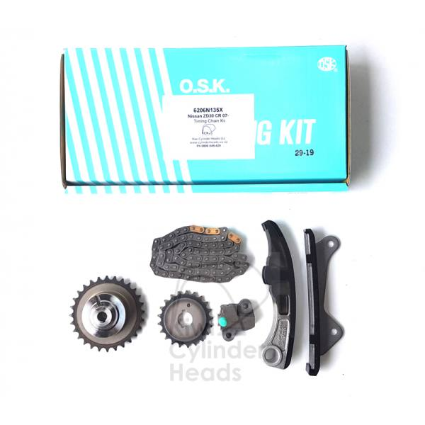 Nissan ZD30 2007- common rail Timing Chain Kit