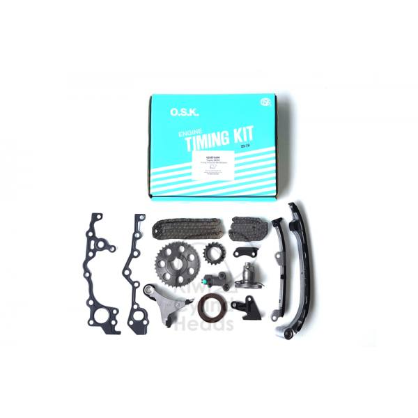 Toyota 3RZ FE with Balance Drive Timing Chain Kit